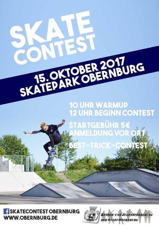 Skatecontest 2017